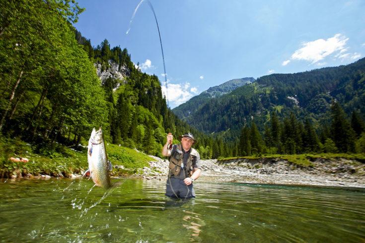 Angeln - Sommerurlaub in Großarl, Salzburger Land