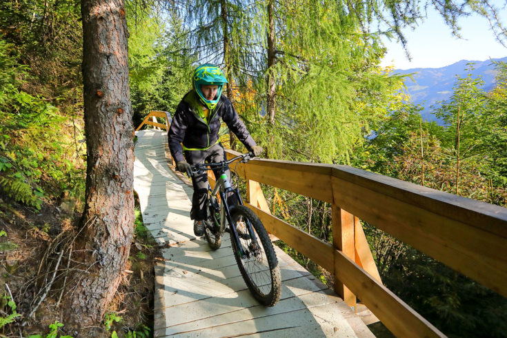 Bike-Trail - Sommerurlaub in Großarl, Salzburger Land
