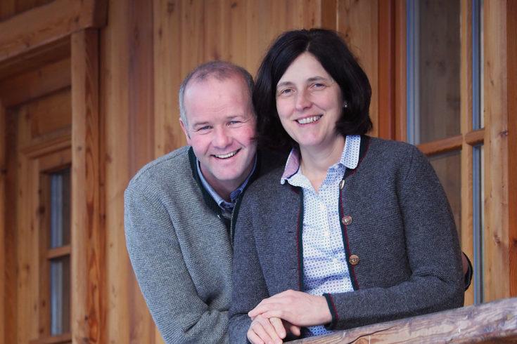 Familie Promegger - Gastgeber am Wandlehenhof in Großarl