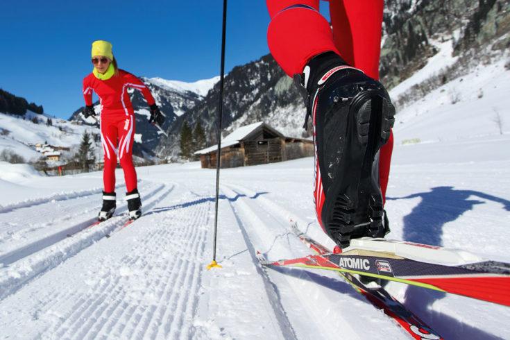 Langlaufen - Winterurlaub in Großarl, Ski amadé