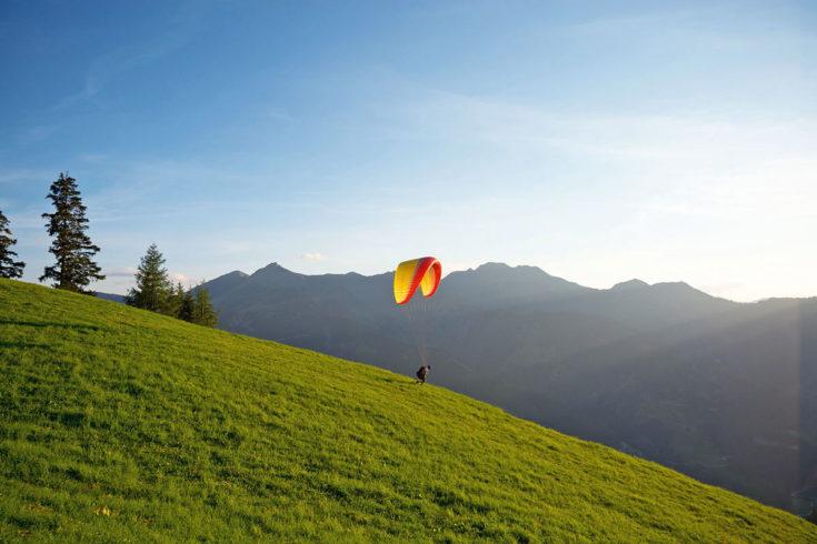 Paragleiten - Sommerurlaub in Großarl, Salzburger Land