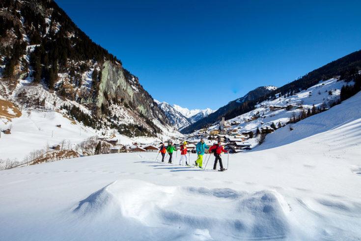 Schneeschuhwandern - Winterurlaub in Großarl, Ski amadé