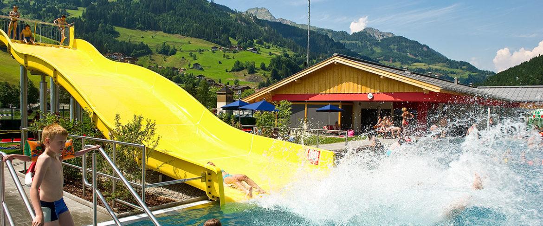 Schwimmbad Großarl - Ausflugsziel im Salzburger Land