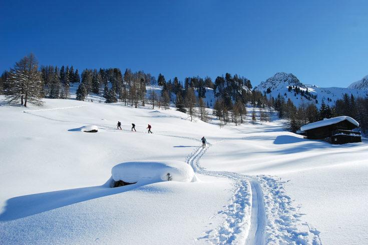 Skitouren - Winterurlaub in Großarl, Ski amadé