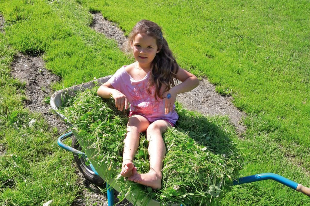 Sommerurlaub am Wandlehenhof in Großarl