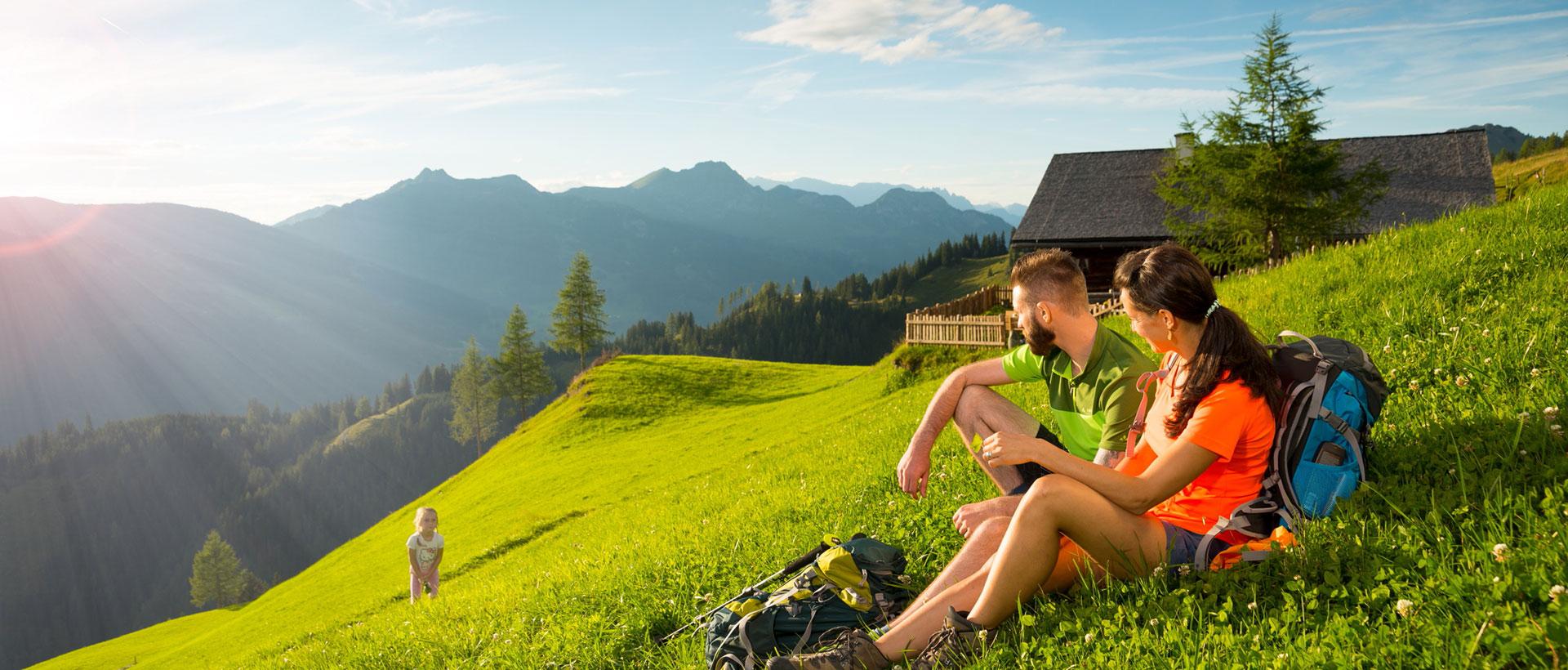 Wandern & Bergsteigen - Wanderurlaub in Großarl