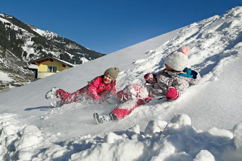 Winterurlaub am Wandlehenhof in Großarl